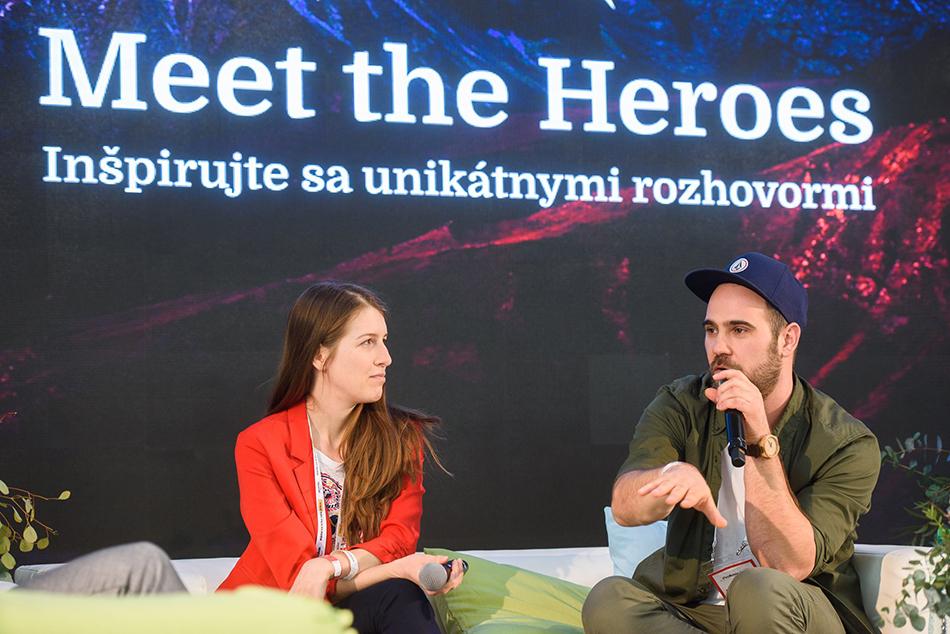 Heroes na Profesia Days 2017