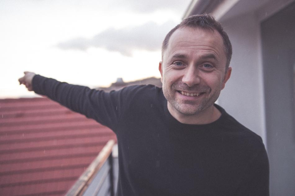 Rozhovor s Michalom Kačšákom