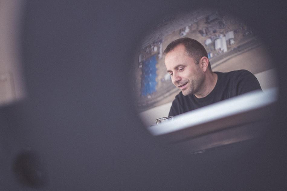 Michal Kaščák v rozhovore