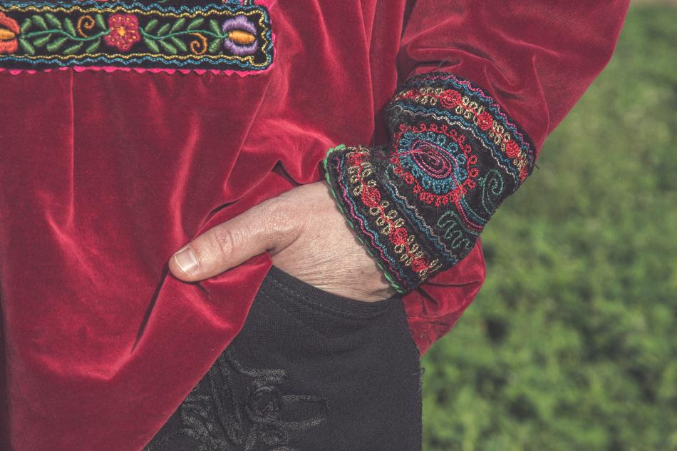 Tradičný vojvodinský kroj