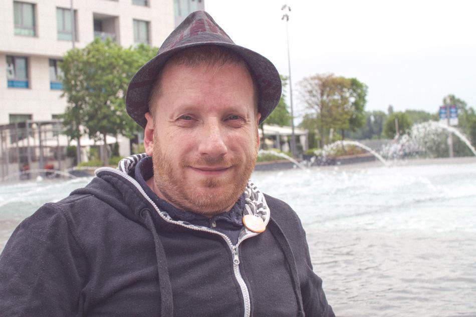 Aktivista Ivo Páleník
