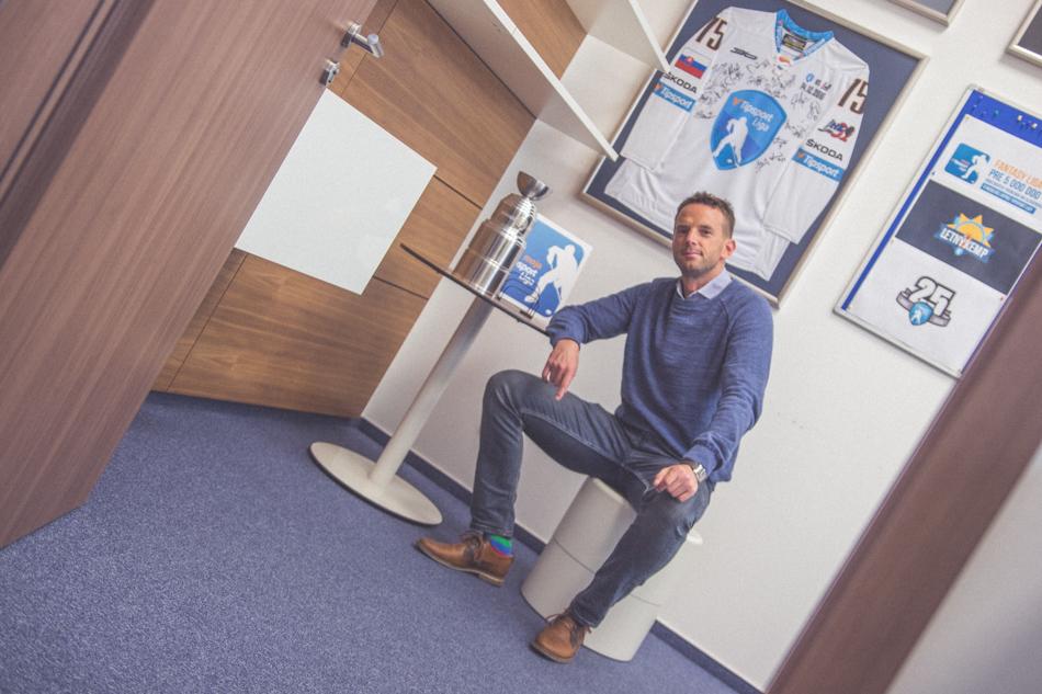 Richard Lintner v kancelárii