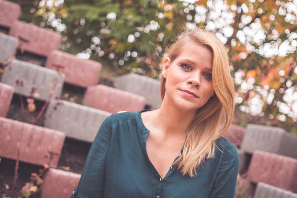 Zuzana Hanzelová portrét