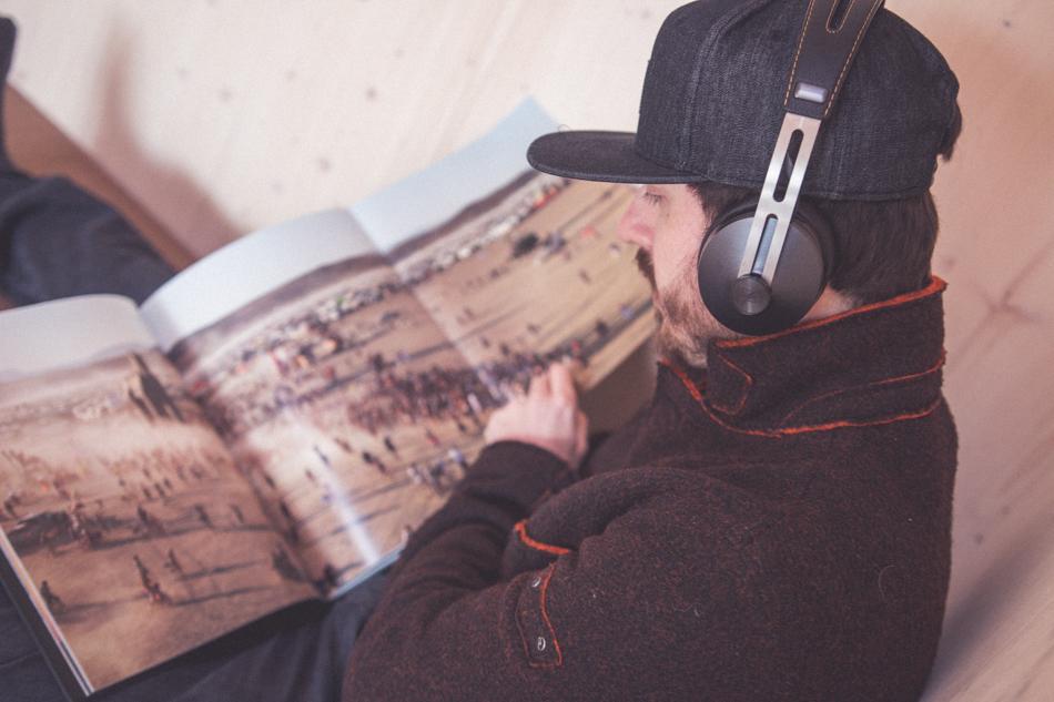 Michal Pastier číta