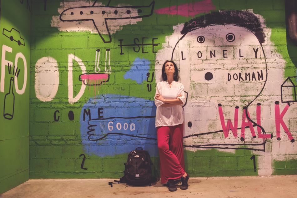 Ivana Grešlíková Chiang Mai