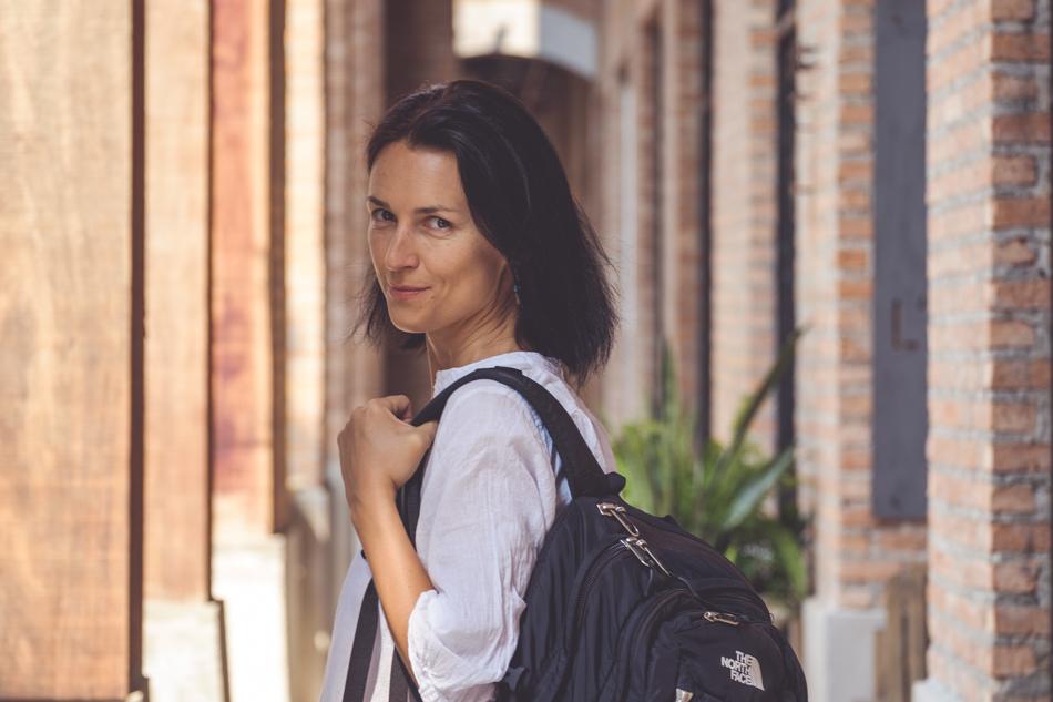 Ivana Grešlíková Cestovateľ