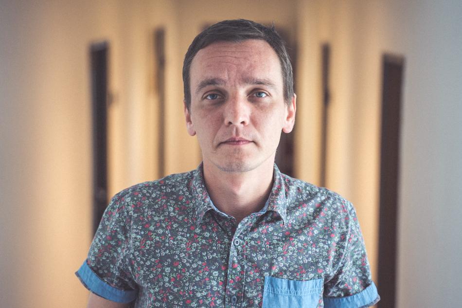 Peter Dráľ portrét