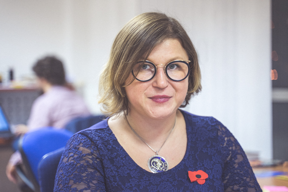 Sandra Polovková Post Bellum