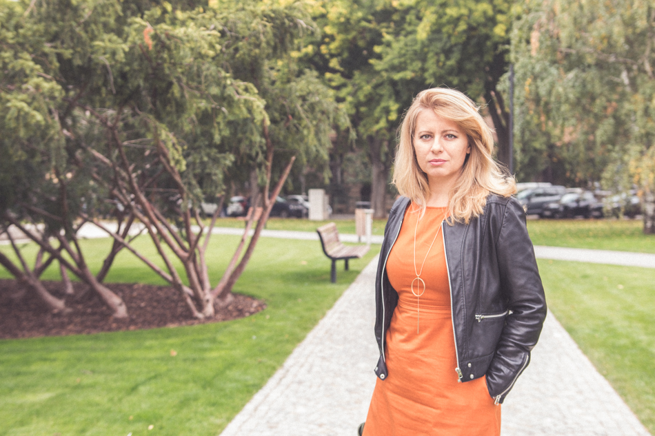 Zuzana Čaputová rozhovor