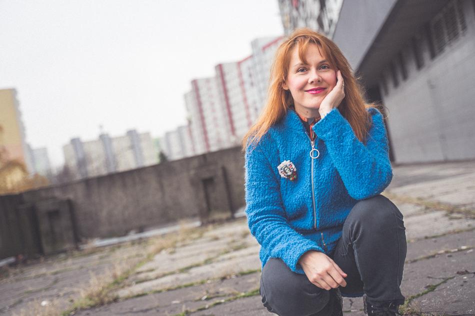 Sandra Tordová Fotenie