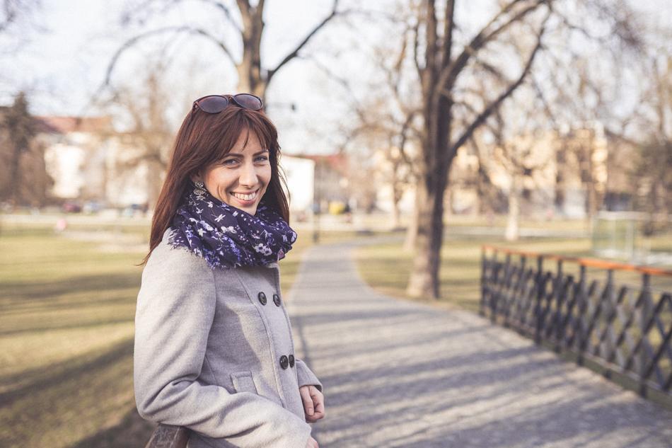 Veronika Prokopová Rozhovor