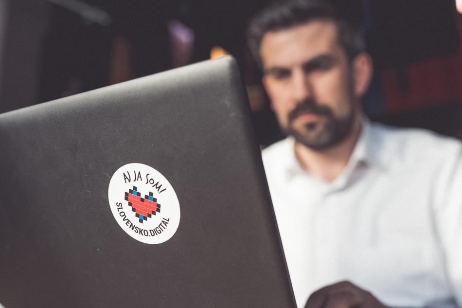 Ján Hargaš zo Slovensko Digital
