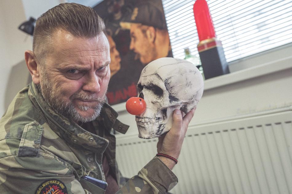 Ivo Ladižinský a humor