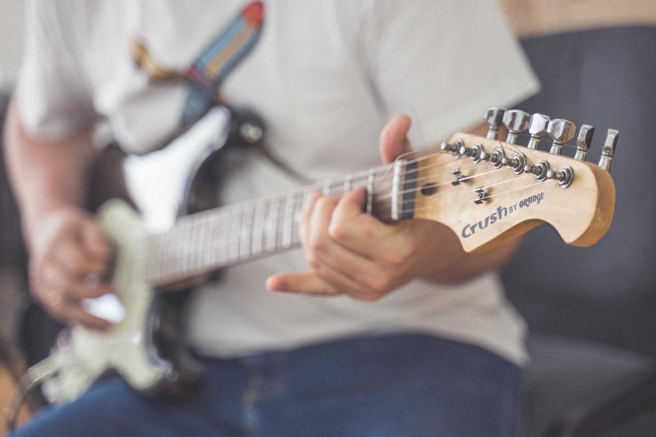 Vladimir Crmoman gitara