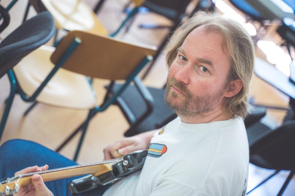 Vladimir Crmoman hudobný výchova