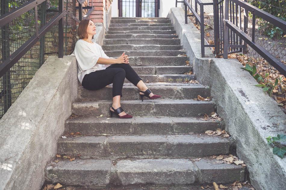 Burajová schody