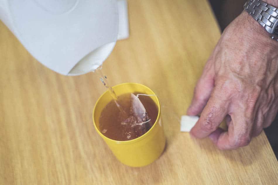 Nonoilen čaj