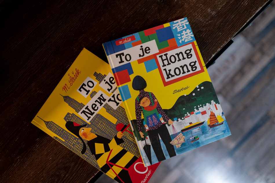 Mišo Hudák: Tipy na knihy