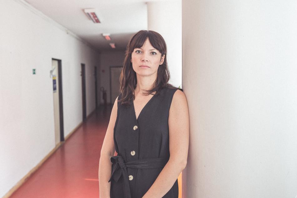Eva Kasakova v Kunsthalle
