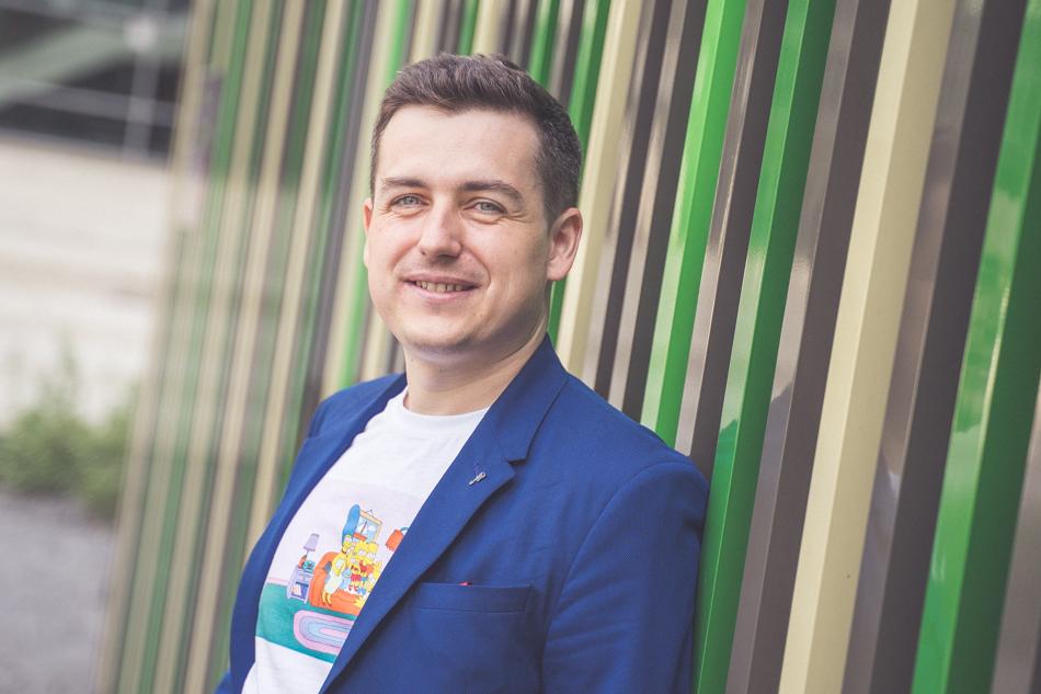 Juraj Podroužek rozhovor