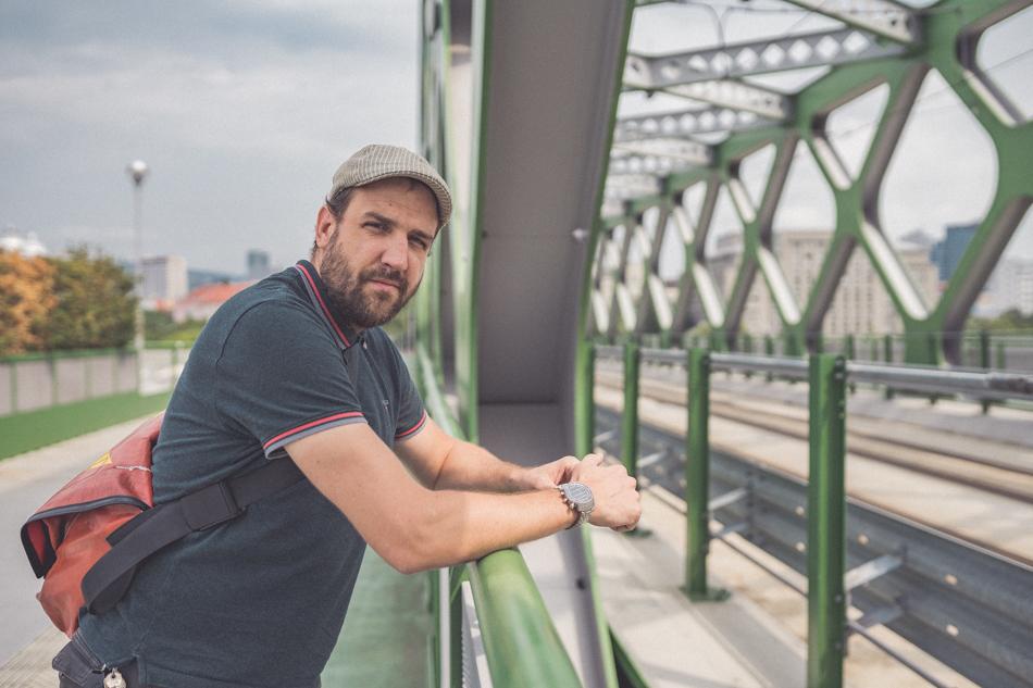 Tomáš Forró reportér