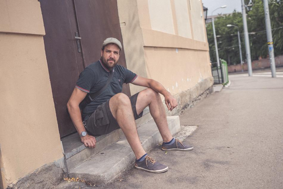 Tomáš Forró vojna na Donbase