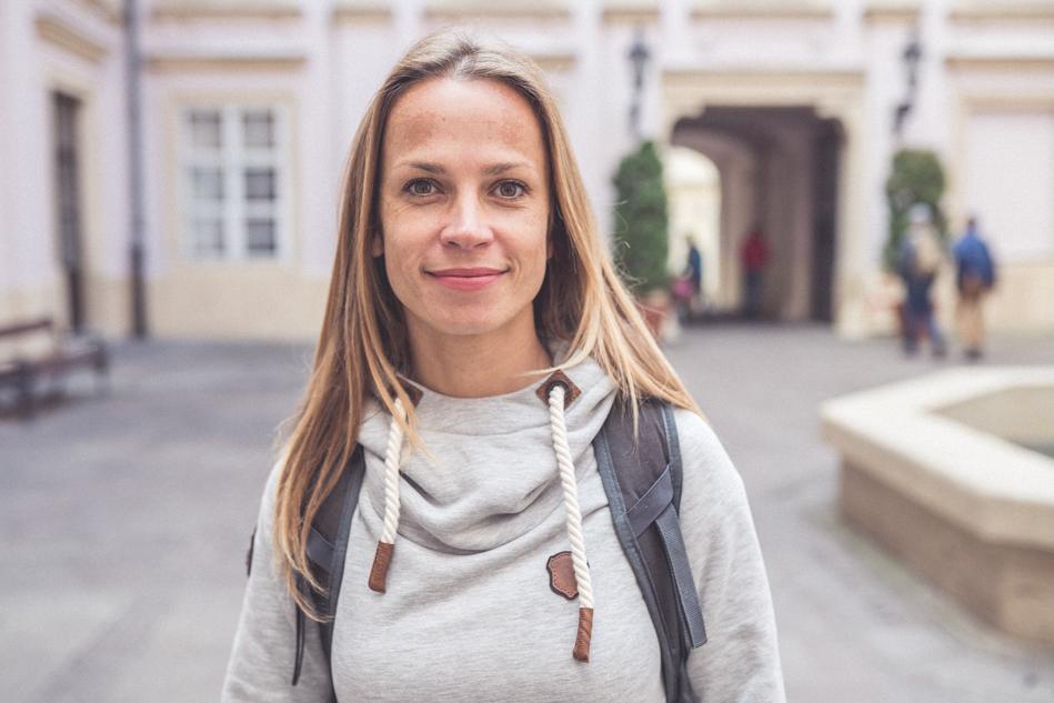 Silvia Púchovská je digitálna nomádka
