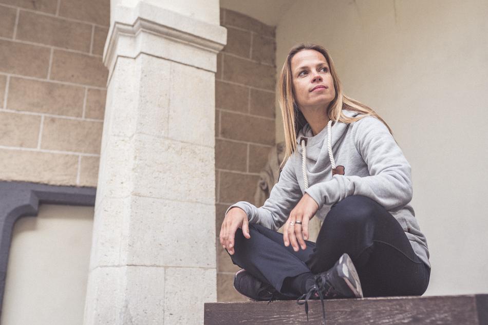 Silvia Púchovská relax