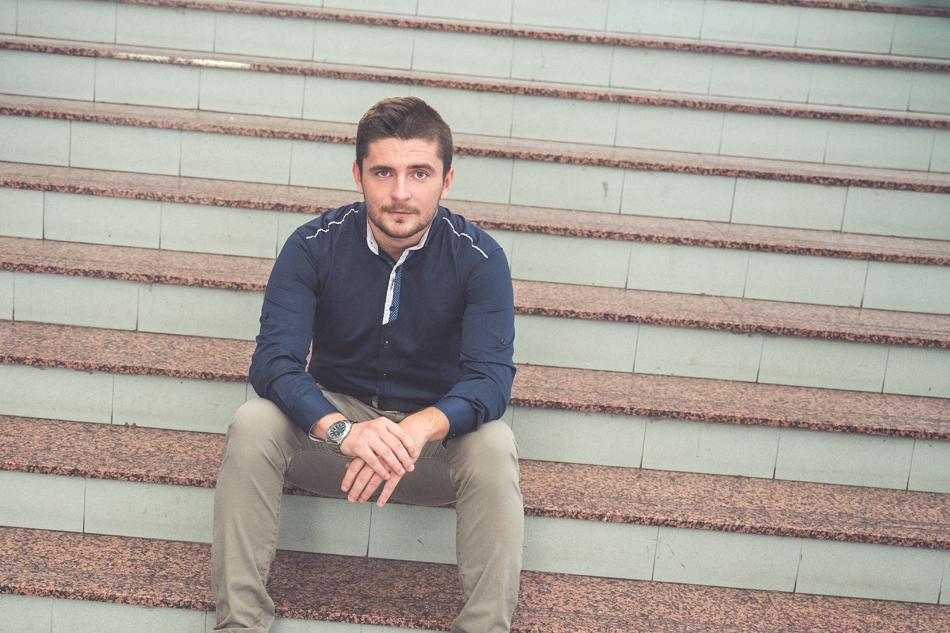 Vladislav Sochanič, učiteľ na vysokej škole a doktorand v rozhovore pre Heroes.