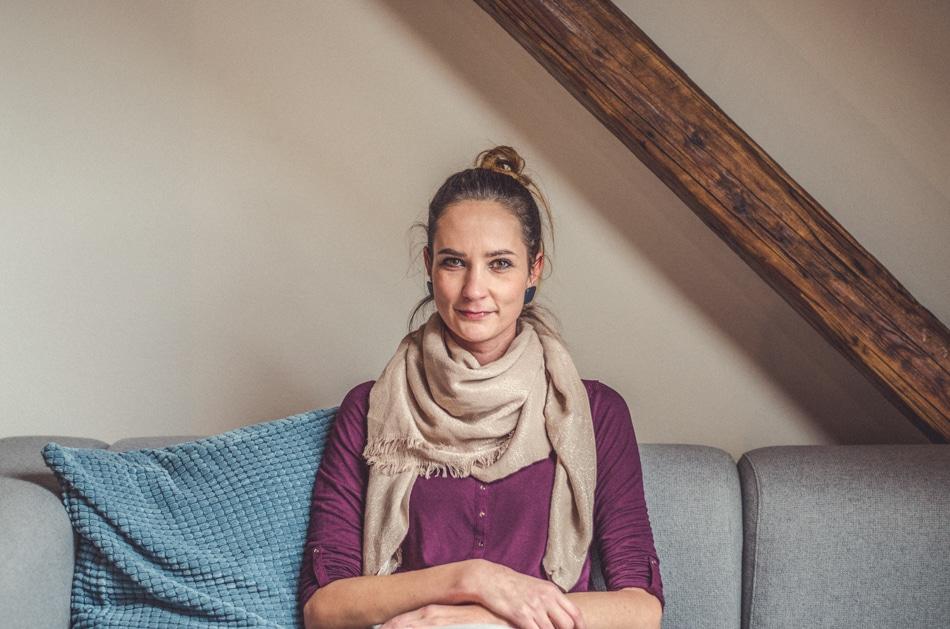 Interview s Alenou Chudžíkovou