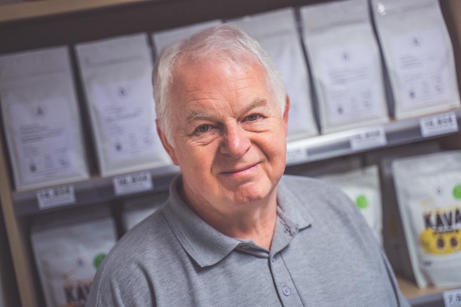 Allan Bussard-Nadácia-Integra