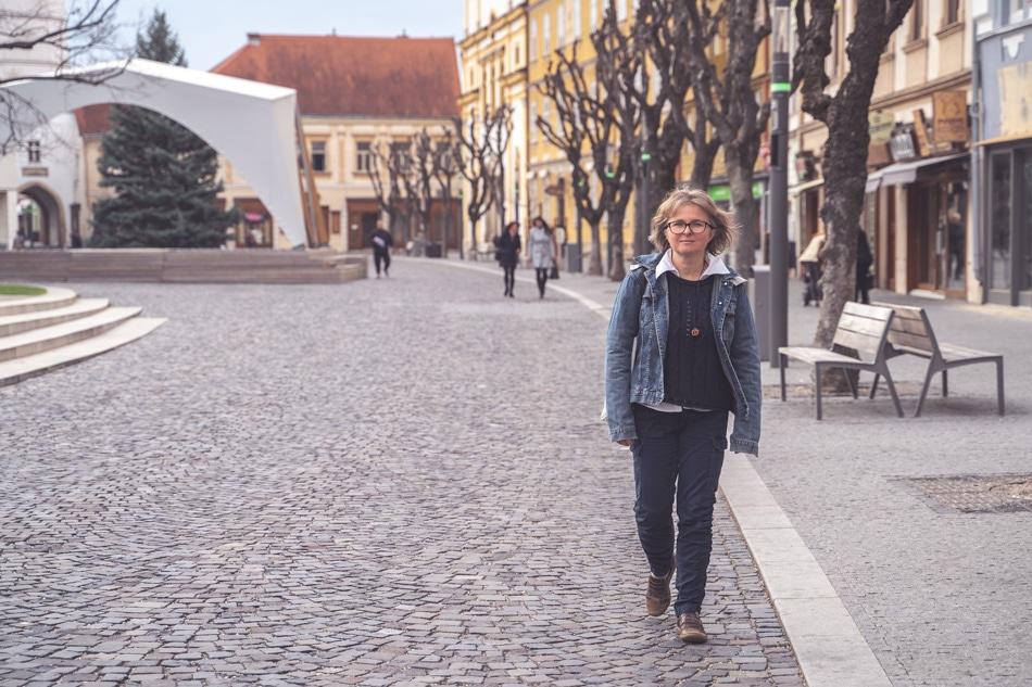 Zuzana Vakosova zero waste