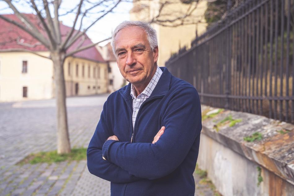 Vladimír Chrapčiak v Trnave