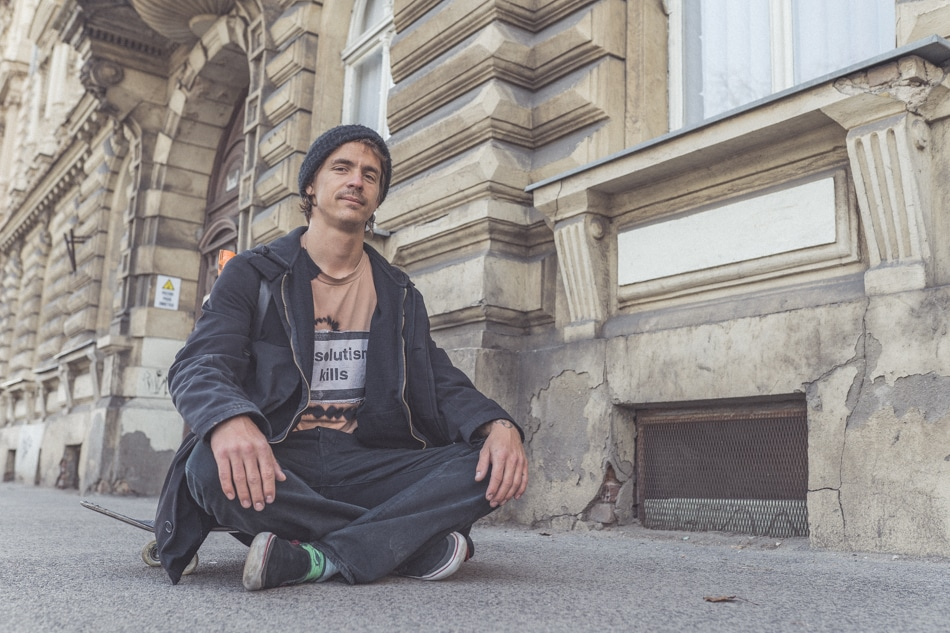 Igor Hanečák rozhovor