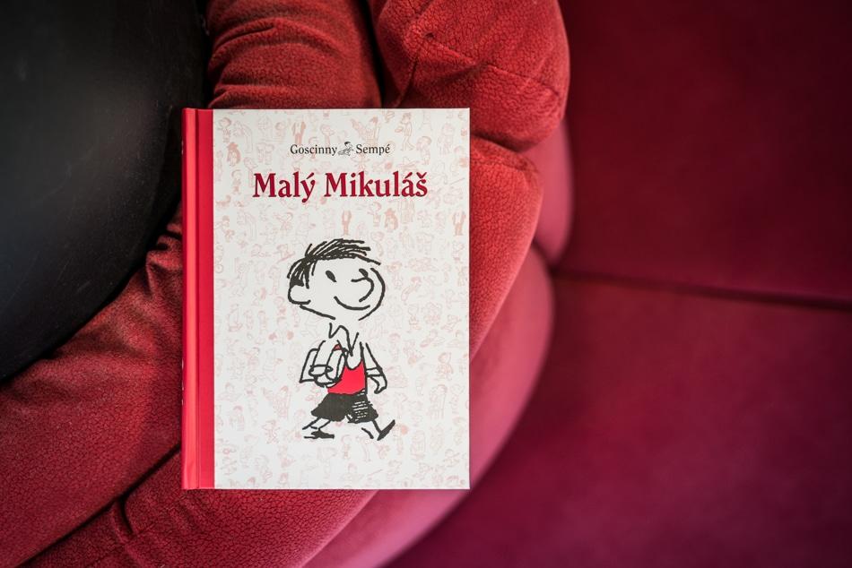 Kniha Malý Mikuláš
