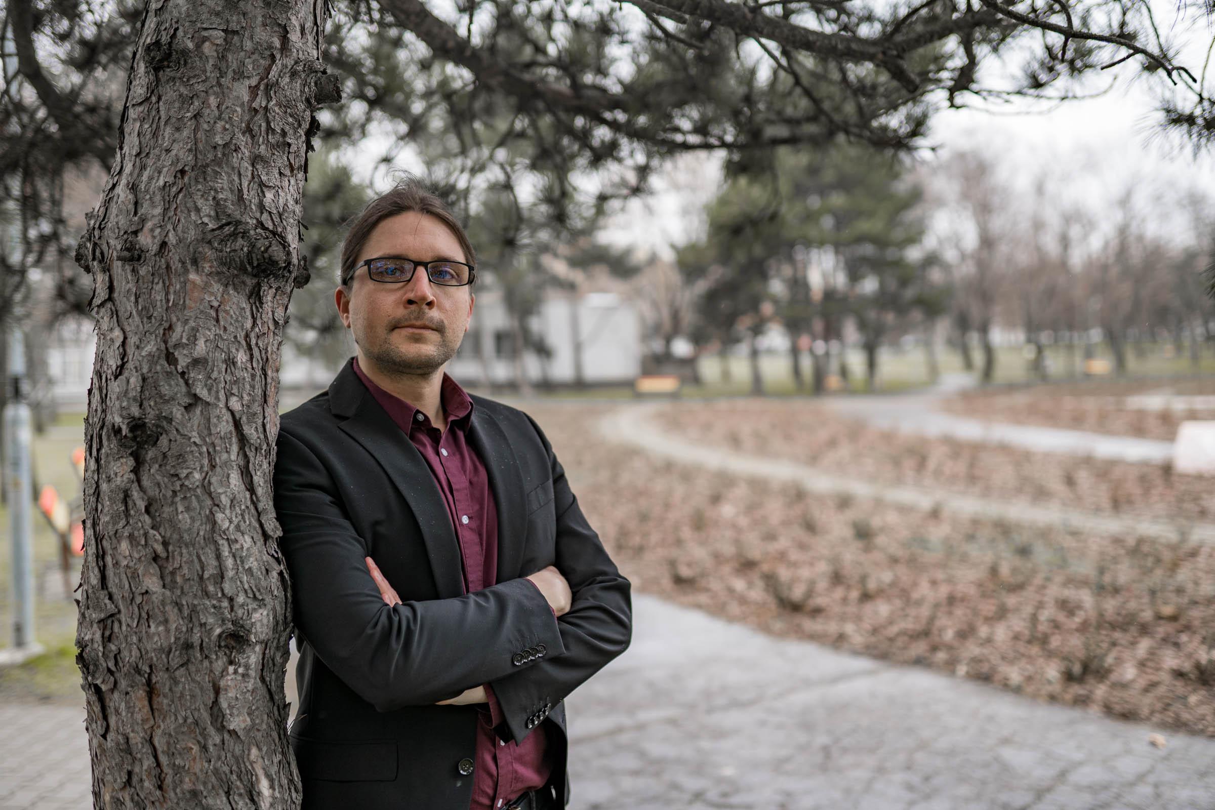Martin Smrek rozhovor