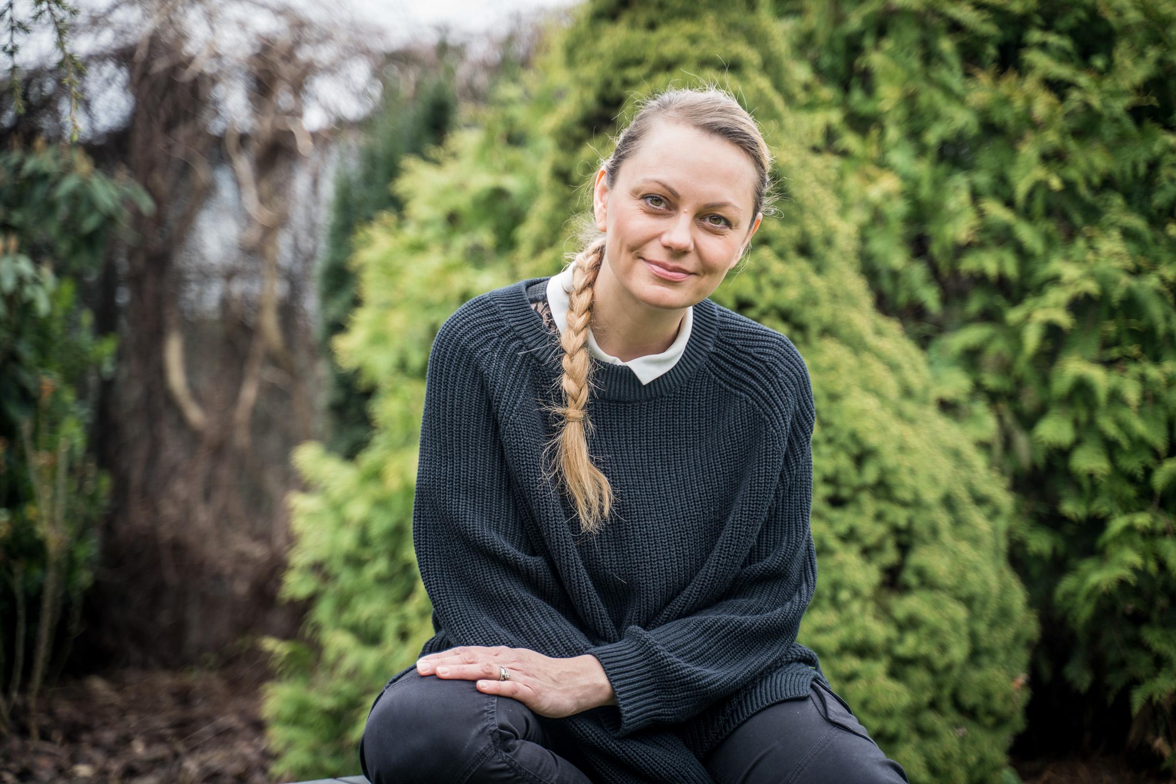 Alexandra Patay Popovičová Rozhovor