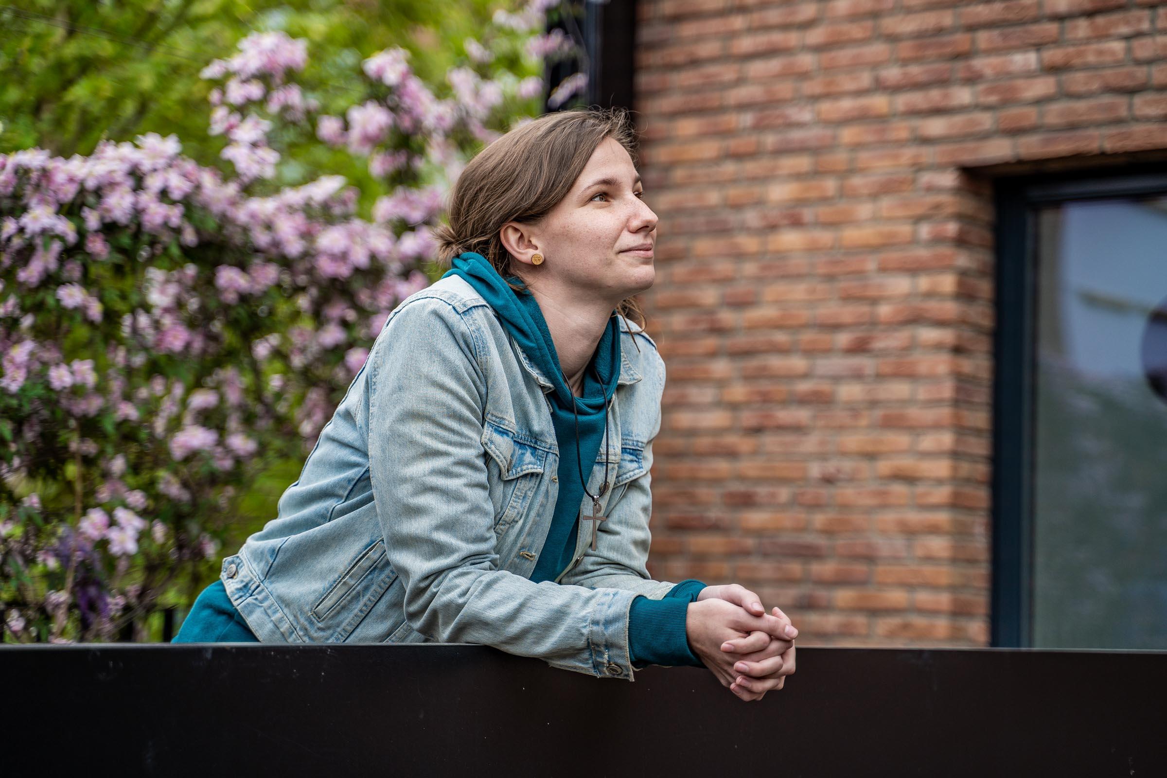 Ingrid Konigová misionárka