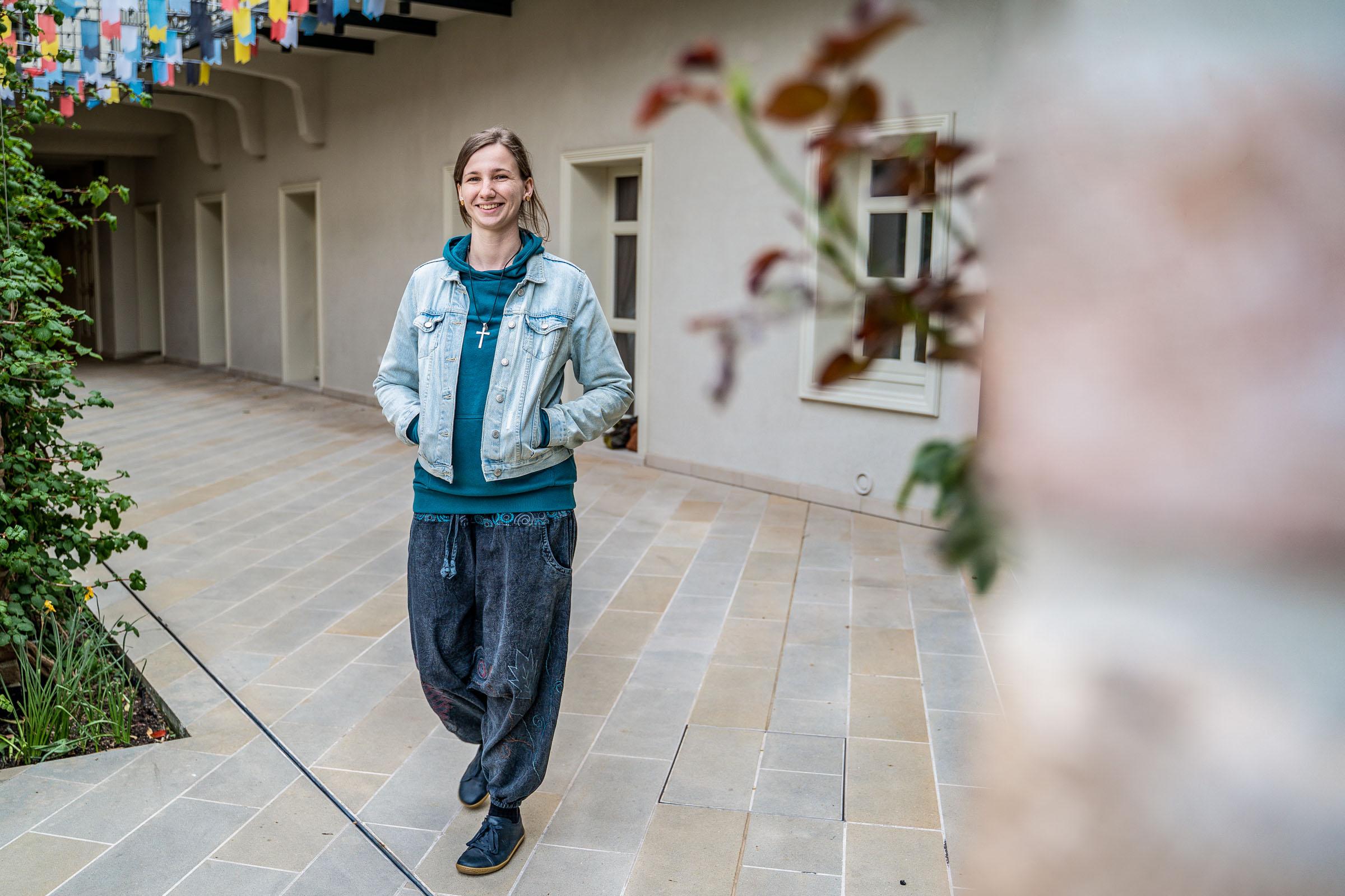Ingrid Konigová pedagogická asistentka