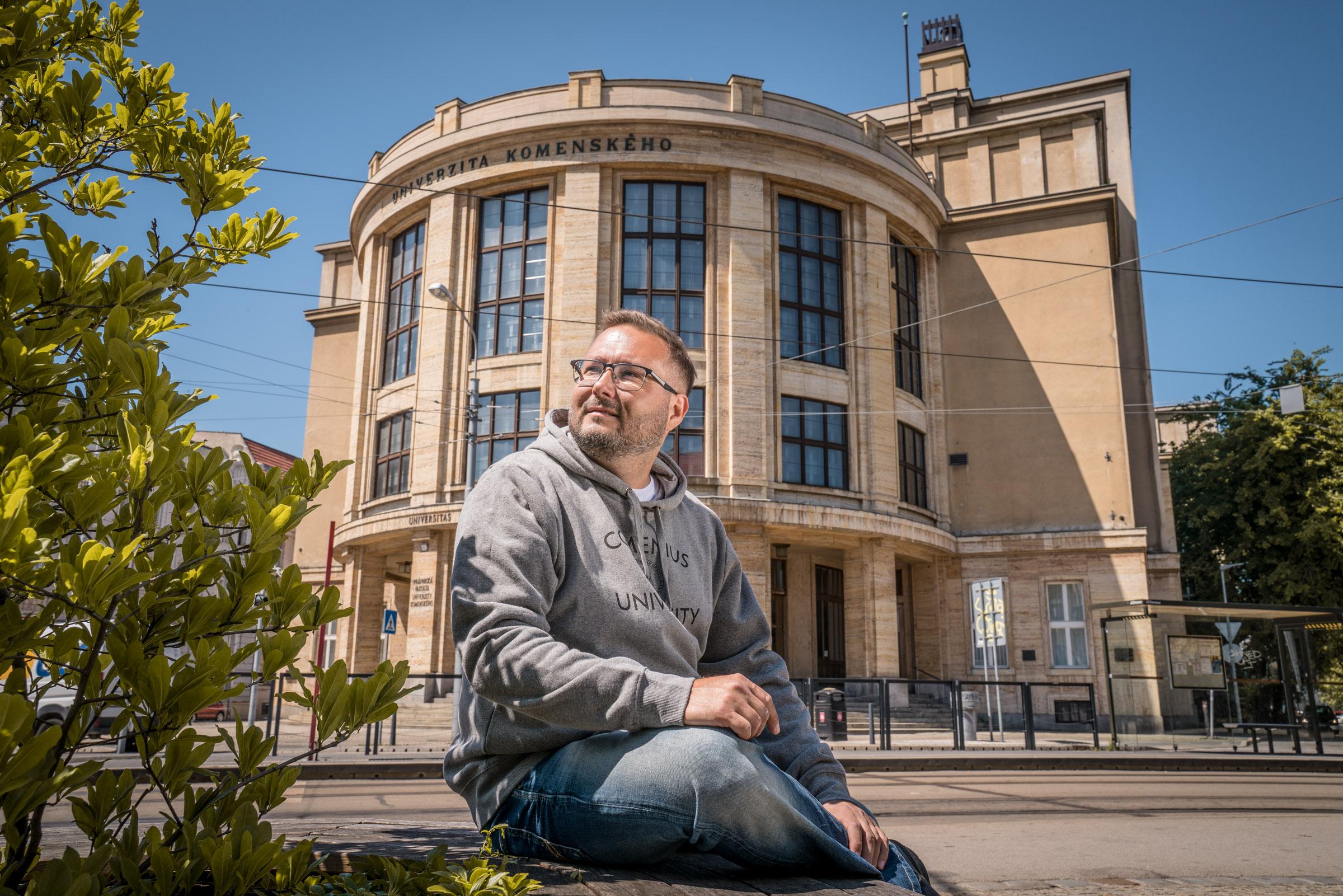 Masaryk Univerzita Komenského