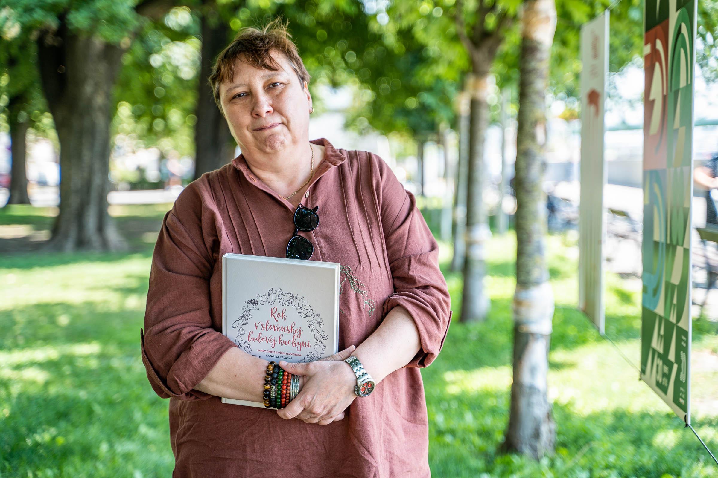 Katarína Nádaská etnologička