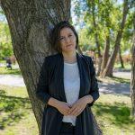 Júlia Choleva: Vôbec sa nestaráme o to, že doma máme veľkú skupinu ľudí, ktorí si so slovenčinou nevedia rady