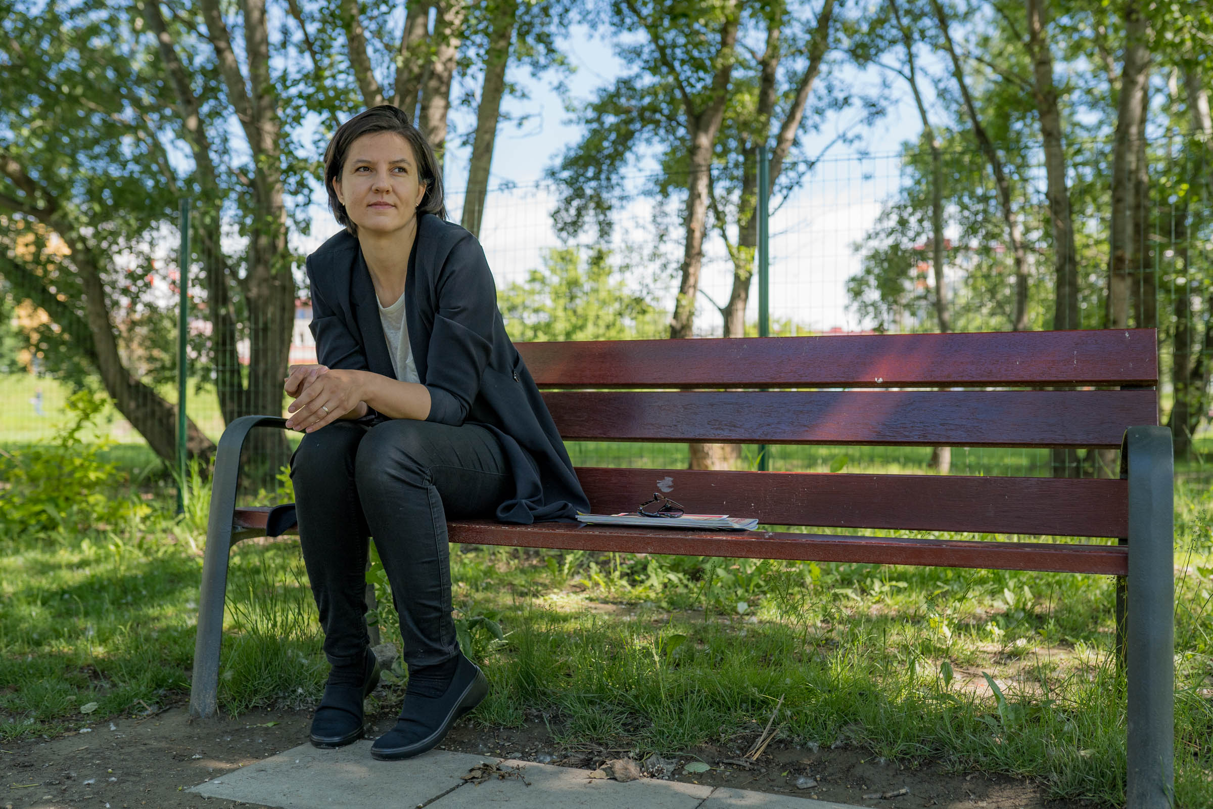 Júlia Choleva jazykovedkyňa